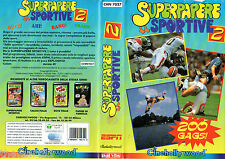 SUPERPAPERE SPORTIVE 2 - 200 gags (1995) - VHS CineHollywood