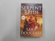The Serpent Bride by Sara Douglass Advanced Reader Copy! True First! NEW