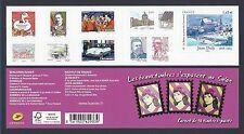 FRANCE 2014 Carnet Autoadhésif n° 1023** Les Beaux timbres du Salon NON plié