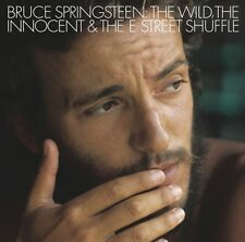 BRUCE SPRINGSTEEN - THE WILD,THE INNOCENT AND THE E STREET SHUFFLE  CD NEU