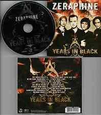 Zeraphine – Years In Black  CD Compilation2007