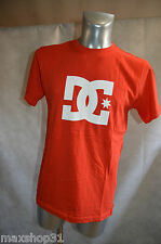 TEE SHIRT  DC SHOES  SKATE WEAR TAILLE S  MAGLIA/TOP  NEUF