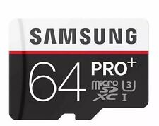 Samsung PRO Plus 64GB Micro SDXC Memory Card Class 10 U3 4K 95MB/s Micro SD Card