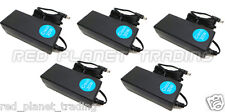 5-LOT Genuine Cisco ATT Uverse Cable Box 30w Power Supply Adapter for ISB 7500