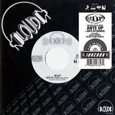 """Ante Up By M.O.P. 7"""" Vinyl Single Record 2015 NEW"""