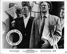 Lot of 3, Robert Mitchum, Richard Harris stills THE NIGHT FIGHTERS (1960)Heywood