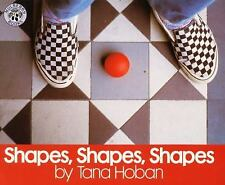 (Lot of 12) SHAPES, SHAPES, SHAPES By Hoban NEW BOOK s Geometery TEACHER LOOK!