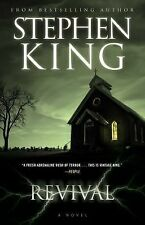 Revival-Stephen King-2015 Horror/Thriller-TSP-Combined shipping