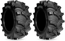 Pair 2 Kenda Executioner 25x8-12 ATV Tire Set 25x8x12 K538 25-8-12