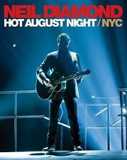 Neil Diamond: Hot August Night/NYC (DVD, 2014)