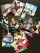 2011 Official NRL Collectors Cards Unsealed - 13 cards only - Excellent Condit