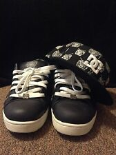 Travis Barker DC Trainer Remix Sneaker Shoes w/Travis Barker DC Remix Fitted Cap