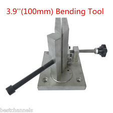 Dual-axis Metal Channel Letter Angle Bender Bending Tools, Bending Width 100mm