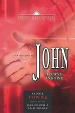 The Gospel of John By Elmer Towns (Hardback, Bible Commentary) - AMG Publishers