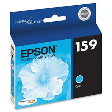 Genuine Epson R2000 T1592 cyan ink 159 T159220 C13T159220 2000 T159 printer