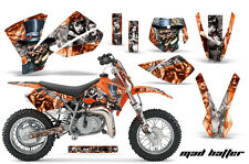 KTM SX50 Graphics Kit AMR Racing Bike Decal Sticker SX 50 Part 02-08 MADHAT OS