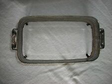 "9-1/4"" x 5-1/4"" Rectangular  Silver plated  PYREX Casserole Holder /Cradle"