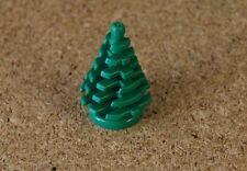 LEGO CITY CASTLE vegetale verde, PINO albero di piccole dimensioni 2 x 2 x 4 Albero Natale r2 NUOVO