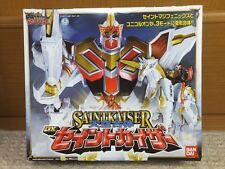 Power Rangers MYSTIC FORCE DX UNICORN MEGAZORD MagiRanger SAINTKAISER Bandai