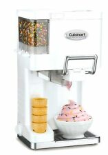 NEW Cuisinart Ice Cream Maker Frozen Yogurt Sorbet Soft Serve Automatic Freezer