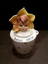 Holt Howard like Lipper & Mann Instant Coffee Flower Girl