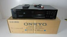 Onkyo DX-704 CD Complact Disc Player w/ Remote, Cables, Box