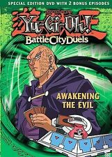 Yu-Gi-Oh: Battle City Duels - Vol. 9: Awakening the Evil (DVD, with bonus) NEW