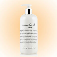 Philosophy  Unconditional Love Perfumed Body Emulsion 16 OZ. Shea Butter New