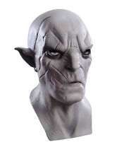 Azog Deluxe Latex Mask, Mens The Hobbit Costume Accessory