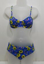 PAUL SMITH Swimsuit 2 pc Bikini Set Sz 2 S