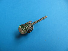Heineken Lager Electric Guitar pin badge, Good Condition.