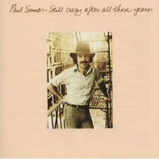 "PAUL SIMON ""STILL CRAZY AFTER ALL THESE YEARS"" CD NEU"