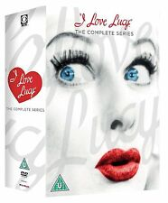 I LOVE LUCY (Lucy ed Io) Serie Complete (1951-1957) BOX 29 DVD in Inglese NEW.cp
