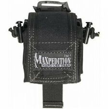 Maxpedition 207B Mini Rollypoly dump pouch BLACK  *NEW*