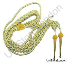Air Force, Aiguillette, Gold Sky Blue, gold tags R160