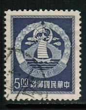 China Taiwan ROC 1954 Sc#1101 Overseas Chinese Day used  cp1