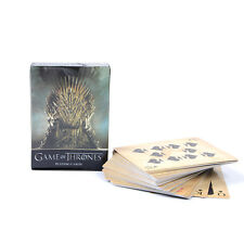 HBO Dark Horse GAME OF THRONES Poker  A Song of Ice and Fire PLAYING CARDS Gift