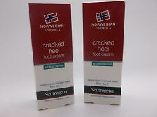 Neutrogena Cracked Heel Foot Cream Intense Repair 40ml x2 tubes £8