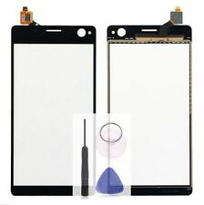 Negro Pantalla Tactil Touch Screen Glass Replace Para Sony Xperia C4 Dual E5333