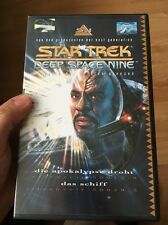 Star Trek Deep Space Nine 5.1 VHS-Kassette Große Hülle