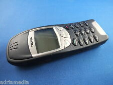 Original Nokia 6210 shwarz Black Night autoteölefon mercedes phone a2038200535