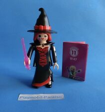 Playmobil Series 11 Witch with magic stick Charmed Bruja con varita Hexe    9147