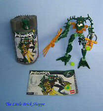 Rare Lego Bionicle 8903 Piraka ZAKTAN - Boxed and complete with instructions
