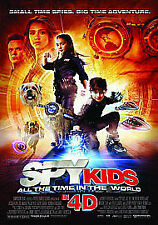 Spy Kids 4 (DVD, 2011)