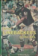 GREAT NFL LINEBACKERS,1970 (DICK BUTKUS CV, MIKE CURTIS, WAYNE WALKER, MEL HEIN+