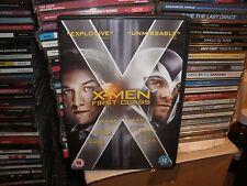 X-Men - First Class (DVD, 2012)