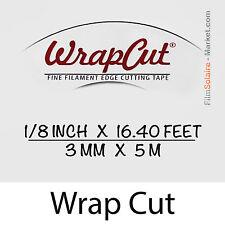 """""""WrapCut"""" - 5m, -Faden coupe vinylfolie, klebstoff, abdeckung, wrap, Faden Band"""