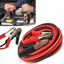 Heavy Duty 800AMP Battery Jump Start Leads Cable 6M Long Jumpleads Car Van Boost
