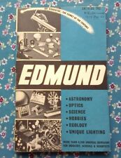 Edmund Catalog 742/Astronomy.Optics.Science.Hobbies.Ecology.Unique Lighting/1973