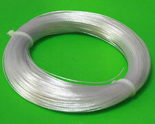 95 meters 0.12mm high purity silver plated OCC wire for audio DIY